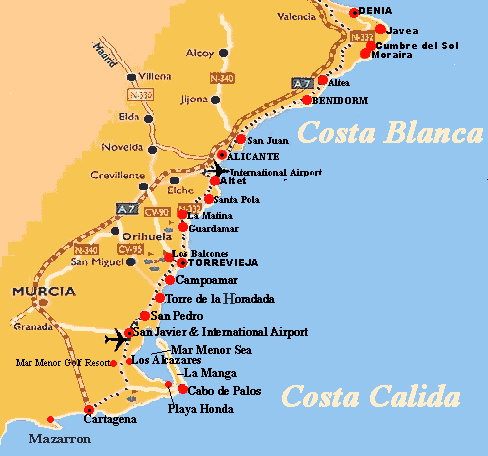 Casa estates new and resale properties costa blanca costa for Iceland torrevieja